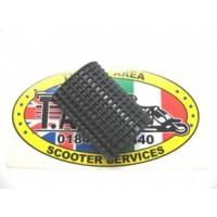 REAR BRAKE PEDAL RUBBER PX/T5/LML
