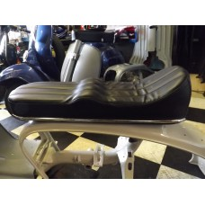 NANUCCI CAFE RACER STYLE SEAT EXTRA LONG HIGH BACK