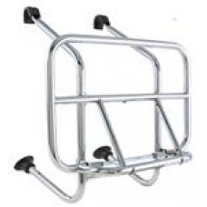 FRONT CARRIER / RACK IN CHROME