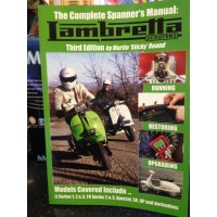 LAMBRETTA SPANNERS MANUAL 3rd edition