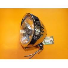SPOT LAMP OLD STYLE CHROME BULLET