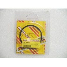 MALOSSI 166 PISTON RINGS 61mm