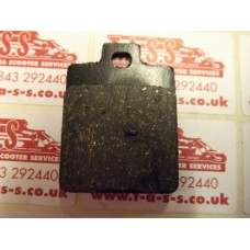 FRONT DISC BRAKE PADS LATEST PX