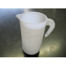 TWO STROKE OIL MEASURING JUG