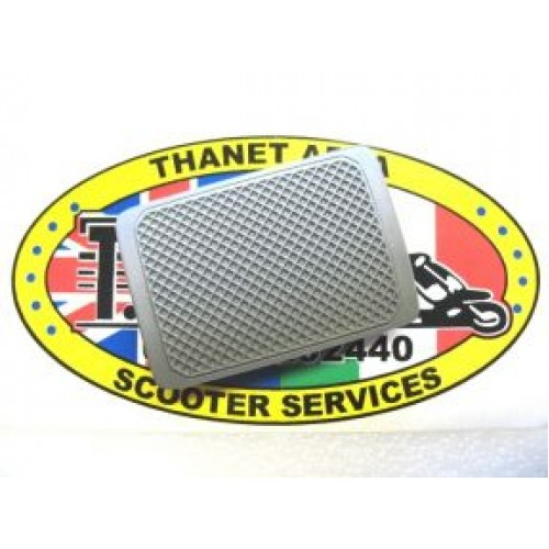 BRAKE PEDAL RUBBER GREY CASA