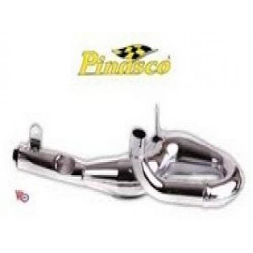 PINASCO CHROME EXHAUST P200