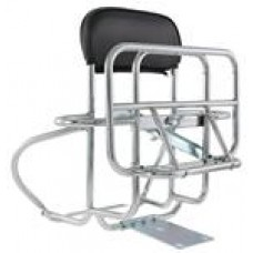 BACKREST 3 IN 1 CHROMED CUPPINI .PX LML T5