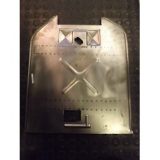 Vespa small frame floor repair panel