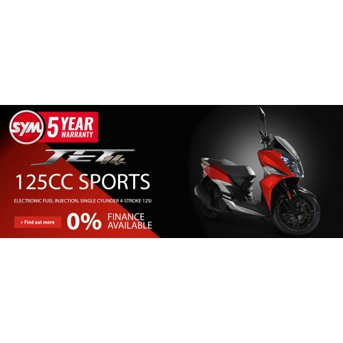 SYM JET 14  125cc