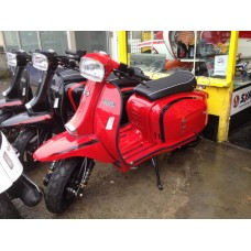 ROYAL ALLOY GT200LC -RED