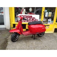 Royal Alloy GP125 AC -RED