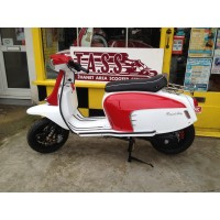 Royal Alloy GT 125 I WHITE AND RED