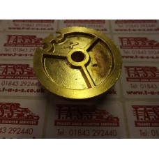 GEAR PULLEY -BRASS LI/SX/TV