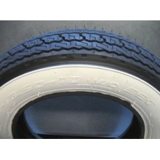 SHINKO WHITE WALL TYRE 3.50 x 10 DEAL X 3