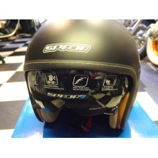 SPADA RAZE OPEN FACE WITH SUN VISOR