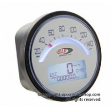 SIP SPEEDO/REV COUNTER WHITE FACE SERIES 1 & 2