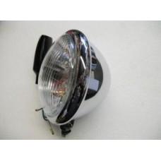 SPOT LAMP CHROME 5.5INCH HALOGEN