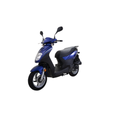SYM SYMPLY 50cc 4 STROKE .BLUE