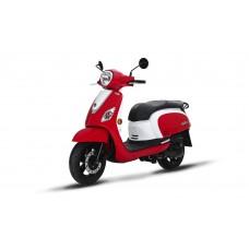SYM FIDDLE III 125cc RED/WHITE