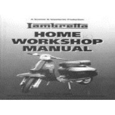LAMBRETTA ORIGINAL WORKSHOP MANUAL