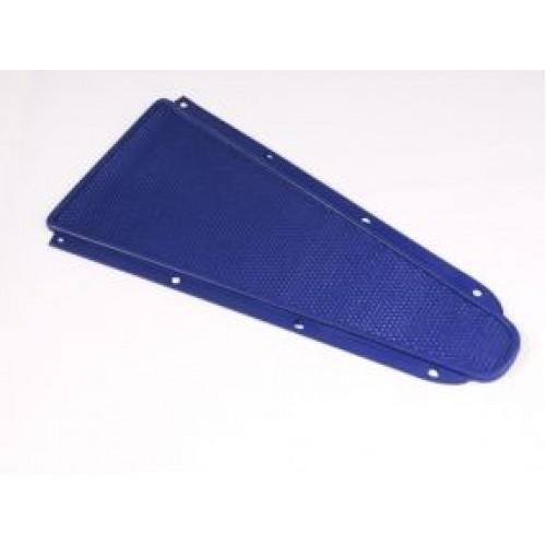 CENTRE MAT BLUE RALLY
