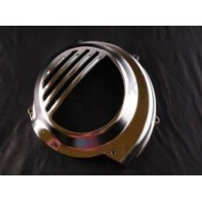 FLYWHEEL COWLING CHROMED.PX NON ELECTRIC START