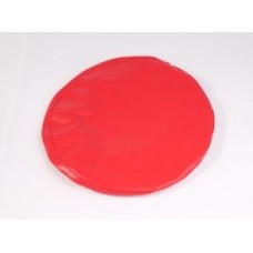 SPARE WHEEL COVER RED