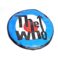 SPARE WHEEL COVER THE WHO