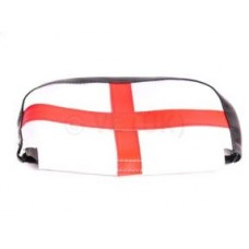 BACKREST PAD COVER ST GEORGE CROSS