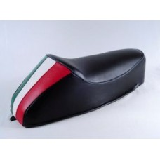 RACING SEAT ITALIAN TRI COLOUR