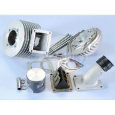 POLINI 135CC REED ALLOY KIT